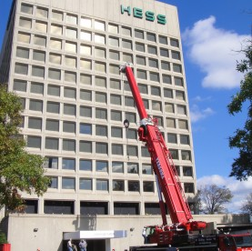 HEss Corporate Headquaters Woodbridge