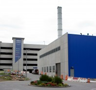 St Barnabas Hospital New Power Plant