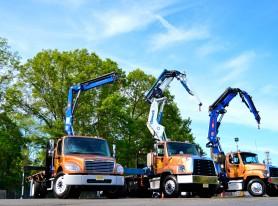 New Delivery Fleet